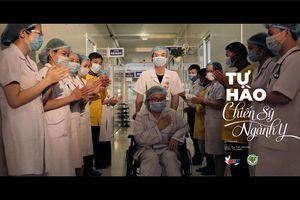 Bệnh viện ĐKTP Vinh và MV 'Tự hào chiến sỹ ngành y'