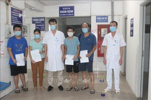 13 bệnh nhân COVID-19 liên quan đến ổ dịch nhà hàng 'Thế giới bò tươi' đã xuất viện