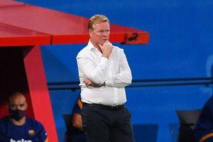 Tân HLV Koeman: 'Barca của tôi sẽ phòng ngự nhiều hơn'