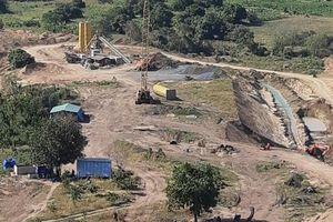 Gia Lai: Dự án hồ chứa nước Ia Rtô 200 tỷ đồng chậm tiến độ, đội vốn trách nhiệm cần làm rõ!