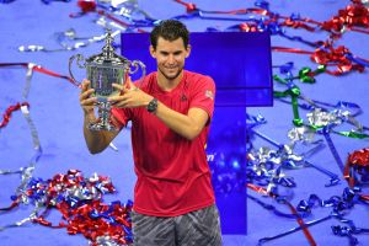 Giải quần vợt Mỹ mở rộng 2020: Dominic Thiem vô địch US Open 2020, đoạt Grand Slam đầu tiên