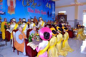 Đồng Nai : Chùa Minh Hiệp trang nghiêm tổ chức Đại lễ Vu lan