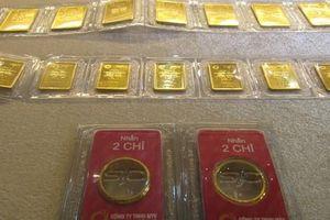 Giá vàng trong nước bất ngờ tăng mạnh