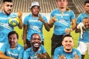 Đối thủ sỉ nhục Neymar bằng một bức ảnh chế