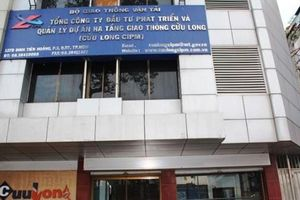 Chấm dứt hoạt động Tổng Công ty Cửu Long để sáp nhập vào VEC