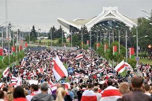 Belarus cảm ơn, nhưng có muộn không...EU?