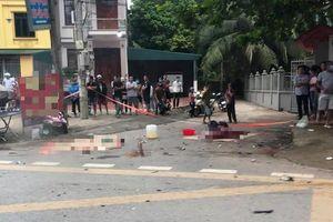 Ô tô đâm xe máy lúc rạng sáng, 3 người tử vong