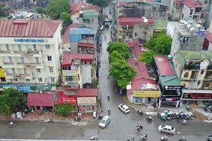 Hà Nội: Cải tạo, mở rộng tuyến phố Nguyễn Tuân