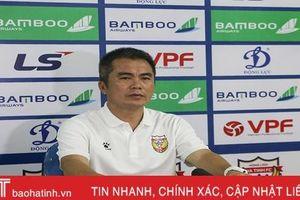 Phép thử quan trọng của HLV Phạm Minh Đức trước thềm V.League