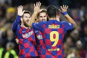 Barcelona và cuộc 'cách mạng' bắt đầu từ Số 9