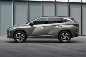 Hyundai Tucson 2021 trình làng: 'Lột xác' hoàn toàn, thêm động cơ mới, giá gần 500 triệu