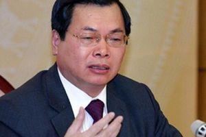 Cựu Bộ trưởng Công thương Vũ Huy Hoàng bị truy tố