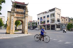 Cổng làng, biểu tượng văn hóa làng quê