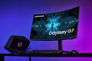 Samsung giới thiệu thế hệ màn hình gaming cong Odyssey mới tại Việt Nam