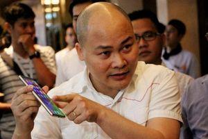 Ông Nguyễn Tử Quảng: 'Thủ tướng xúc động khi cầm điện thoại của Bkav'
