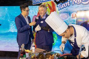 Nông sản Mỹ gia tăng sự hiện diện tại thị trường Việt Nam