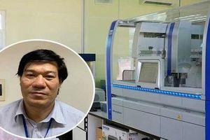 Nâng giá máy xét nghiệm COVID-19: Cựu Giám đốc CDC Hà Nội khai gì?