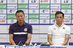 Huấn luyện viên Chu Đình Nghiêm: Hà Nội FC sẽ lấy tấn công bù phòng ngự
