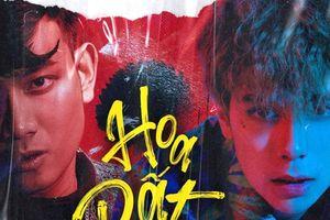 Quang Hùng MasterD đổi style, kết hợp Black Bi Thái Vũ (FAPtv) trong MV 'Hoa Bất Tử'
