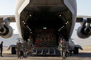 Ấn Độ tăng cường quân lương ở khu vực biên giới, quyết không lùi bước trước Trung Quốc