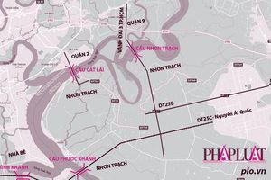 Thêm cây cầu ngàn tỉ kết nối TP.HCM với Đồng Nai