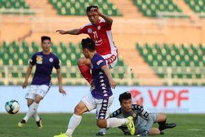 CLB TP.HCM và nỗi ám ảnh trước Hà Nội FC