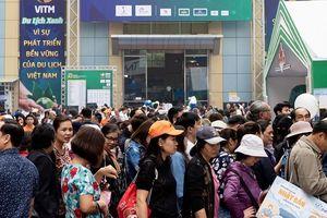 Nhiều lần trì hoãn vì dịch, Hội chợ VITM sẽ diễn ra tháng 11