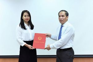 Bổ nhiệm thêm lãnh đạo cấp cao tại Ngân hàng Nhà nước