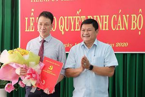 Ông Trương Trung Kiên làm Phó Bí thư Quận ủy quận Thủ Đức