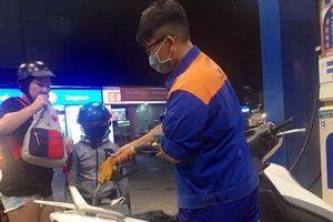 Báo động tiêu thụ xăng E5 ngày càng giảm