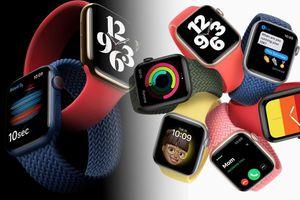 So sánh Apple Watch mới và các model đang bán