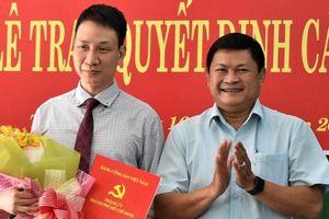 Ông Trương Trung Kiên làm Phó bí thư quận Thủ Đức