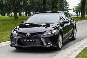 Giá xe ô tô hôm nay 16/9: Toyota Camry có giá thấp nhất ở mức 1,029 tỷ đồng
