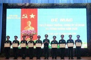 Bế mạc thi lữ đoàn trưởng, chính ủy lữ đoàn và tương đương năm 2020