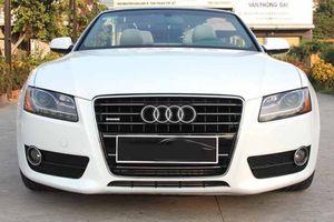 Audi A5 Cabriolet dùng 10 năm, rao bán 1 tỷ đồng ở Hà Nội