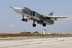 Không quân Nga oanh kích dữ dội nhóm khủng bố tại Syria