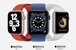 Apple chính thức ra mắt hàng loạt sản phẩm mới