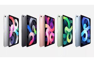 iPad Air 4 ra mắt với thiết kế mới, chip Apple A14, giá gần 14 triệu