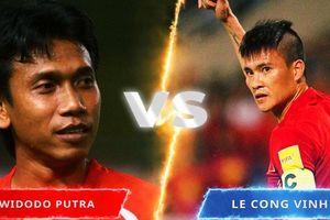 Công Vinh thua cầu thủ Indonesia ở cuộc đua bàn thắng đẹp nhất Asian Cup