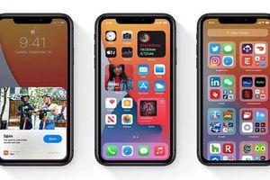 Apple phát hành iOS 14 và iPadOS 14