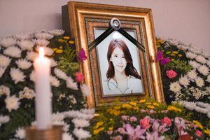 Đám tang diễn viên Oh In Hye được tổ chức riêng tư
