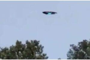 Ngã ngửa sự thật chiếc UFO xuất hiện trên bầu trời Mỹ gây xôn xao