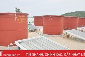 Nhiều hợp tác xã ở Hà Tĩnh 'đổi đời' nhờ ứng dụng công nghệ cao vào sản xuất