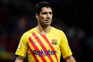 Barca chấp nhận trả một phần lương để 'tống tiễn' Suarez sang Juventus
