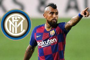 Chuyển nhượng: Arturo Vidal trên đường rời Barca để gia nhập Inter