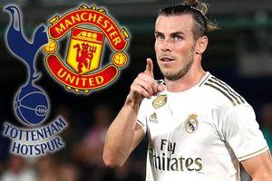 Chuyển nhượng: Ngó lơ MU, Bale bày tỏ mong muốn trở lại Tottenham