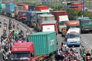 TP.HCM: triển khai đề án giảm ùn tắc tại cảng Cát Lái