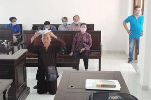 TAND tỉnh Đồng Nai khẳng định 'vụ đội đơn, quỳ giữa tòa xin xử án' là dàn dựng