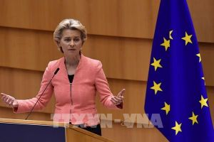 EC đề cao vai trò của liên minh kinh tế và tiền tệ