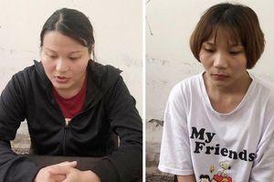 Phá đường dây đưa hàng chục phụ nữ sang Trung Quốc mang thai hộ